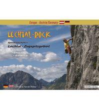 Sportkletterführer Österreich Lechtal-Rock - Sportklettern im Lechtal und Zugspitzgebiet GEBRO Verlag