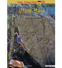 Boulderführer Allgäu-Block GEBRO Verlag