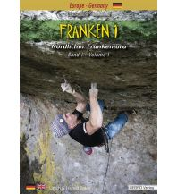 Sportkletterführer Deutschland Gebro-Kletterführer Franken, Band 1 GEBRO Verlag