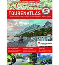Motorradreisen ALPENTOURER TOURENATLAS EUROPA MoTourMedia