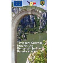 Straßenkarten Huber Kartographie - Timisoara Gateway towards the Romanian-Serbian Danube area Huber Verlag