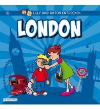 Reisen mit Kindern Lilly & Anton entdecken London Del Medio Verlag