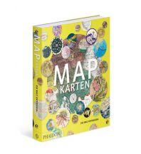 Weltatlanten Map-Karten Edel Germany