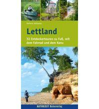 Wanderführer Lettland Naturzeit Reiseverlag e.K.