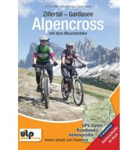Mountainbike-Touren - Mountainbikekarten Zillertal - Gardasee - Alpencross mit dem Mountainbike Ulp GmbH