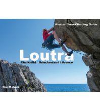 Sportkletterführer Südosteuropa Kletterführer Loutra tmms - climbing