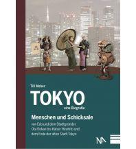Reiseführer Tokyo - eine Biografie Nünnerich-Asmus Verlag & Media