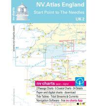 Seekarten Britische Inseln NV.Atlas UK 2 - England - Start Point to The Needles 2019/2020 Nautische Veröffentlichungen