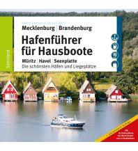 Revierführer Binnen Hafenführer für Hausboote SD Media
