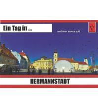 Reiseführer Roth Anselm - Ein Tag in Hermannstadt (Sibiu) Schiller Verlag