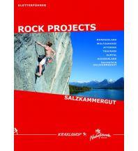Sportkletterführer Österreich Rock Projects Kletterführer Salzkammergut RockProjects Verlag