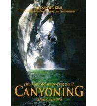 Canyoning Seil und Sicherungstechnik Canyoning Activsport Alpin