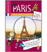 Reisen mit Kindern Globetrotter Kids Paris Nele Verlag