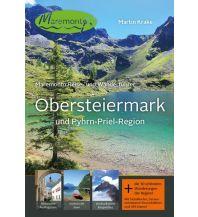 Reiseführer Maremonto Reise- und Wanderführer: Obersteiermark und Pyhrn-Priel-Region Maremonto Reiseverlag