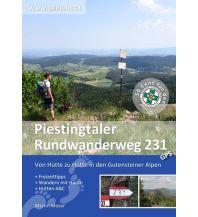 Weitwandern Piestingtaler Rundwanderweg 231 Edition gehlebt