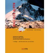 Hochtourenführer Hochtourenführer Walliser Alpen topo.verlag