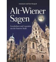 Reiseführer Alt-Wiener Sagen Sutton Verlag GmbH