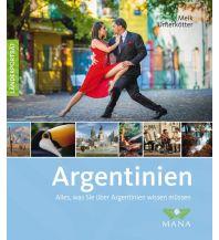 Reiseführer Argentinien MANA-Verlag