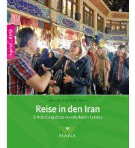 Reiseführer Reise in den Iran MANA-Verlag