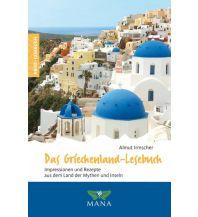 Reiseführer Das Griechenland-Lesebuch MANA-Verlag