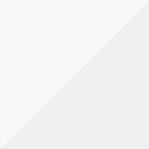 Straßenkarten Reisekarte Südnorwegen 1:300.000 Wolfgang Kunth GmbH & Co KG
