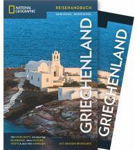 Reiseführer NATIONAL GEOGRAPHIC Reiseführer Griechenland mit Maxi-Faltkarte National Geographic Society