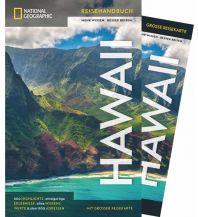 Reiseführer National Geographic Reiseführer Hawaii mit Maxi-Faltkarte National Geographic Society