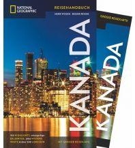 Reiseführer NATIONAL GEOGRAPHIC Reiseführer Kanada mit Maxi-Faltkarte National Geographic Society