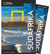 Reiseführer NATIONAL GEOGRAPHIC Reiseführer Südafrika mit Maxi-Faltkarte National Geographic Society