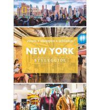 Reiseführer Styleguide New York National Geographic Society