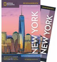 Reiseführer NATIONAL GEOGRAPHIC Reisehandbuch New York National Geographic Society