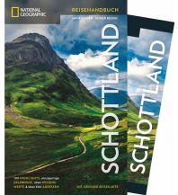 NATIONAL GEOGRAPHIC Reisehandbuch Schottland mit Maxi-Faltkarte National Geographic Society
