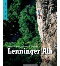 Sportkletterführer Deutschland Kletterführer Lenninger Alb Panico Alpinverlag