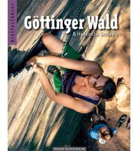 Sportkletterführer Deutschland Kletterführer Göttinger Wald & Hessische Schweiz Panico Alpinverlag