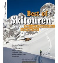 Skitourenführer Österreich Panico Skitourenführer Best of Skitouren, Band 1 Panico Alpinverlag