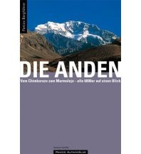 Wanderführer Bergführer Anden Panico Alpinverlag