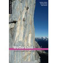 Alpinkletterführer Alpinkletterführer Wetterstein Süd Panico Alpinverlag