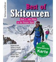 Skitourenführer Österreich Panico Skitourenführer Best of Skitouren, Band 2 Panico Alpinverlag