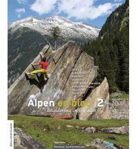 Boulderführer Alpen en bloc, Band 2 Panico Alpinverlag
