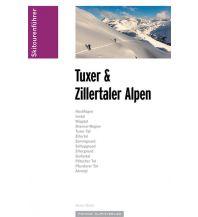 Skitourenführer Österreich Skitourenführer Tuxer & Zillertaler Alpen Panico Alpinverlag