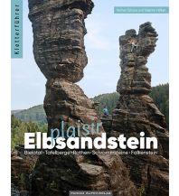 Sportkletterführer Deutschland Elbsandstein Plaisir - Kletterführer Panico Alpinverlag