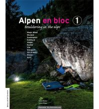 Boulderführer Alpen en bloc, Band 1 Panico Alpinverlag