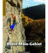 Sportkletterführer Deutschland Kletterführer Rhein-Main-Gebiet Panico Alpinverlag