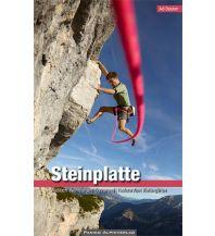 Sportkletterführer Österreich Kletterführer Steinplatte Panico Alpinverlag