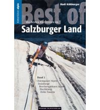 Alpinkletterführer Kletterführer Best of Salzburger Land, Band 1 Panico Alpinverlag