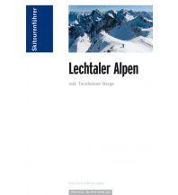 Skitourenführer Österreich Skitourenführer Lechtaler Alpen inkl. Tannheimer Berge Panico Alpinverlag