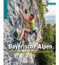 Sportkletterführer Deutschland Kletterführer Bayerische Alpen, Band 1 Panico Alpinverlag