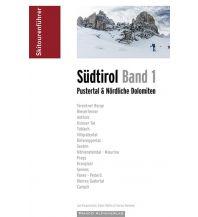 Skitourenführer Österreich Skitourenführer Südtirol, Band 1 Panico Alpinverlag