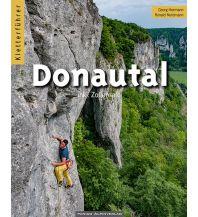 Sportkletterführer Deutschland Kletterführer Donautal Panico Alpinverlag