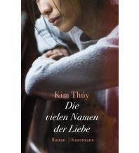 Reiselektüre Die vielen Namen der Liebe Kunstmann Verlag